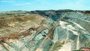 A mining project undertaken by HEA Enterprise.